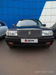 Москва Toyota Crown 1996