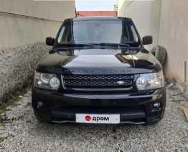 Анзорей Range Rover Sport