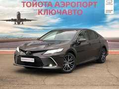Краснодар Camry 2021