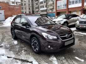 Томск Subaru XV 2012