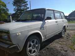 Лесозаводск 2104 1989