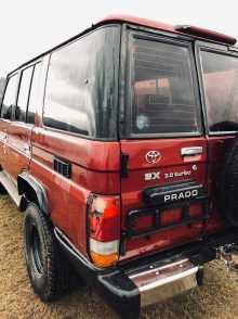 Оса Land Cruiser Prado