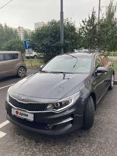 Москва Kia Optima 2017