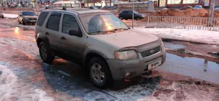 Липецк Ford Escape 2001