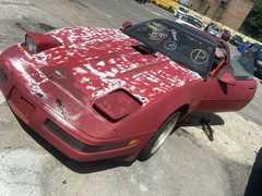 Владивосток Corvette 1996