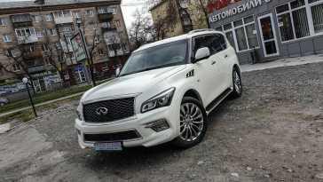 Екатеринбург QX80 2015