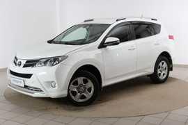 Уфа Toyota RAV4 2013