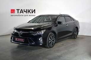 Иркутск Camry 2017