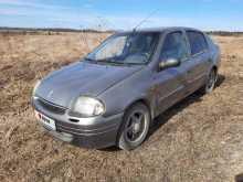 Вохтога Clio 2001