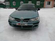 Переславль-Залесский Almera 2002