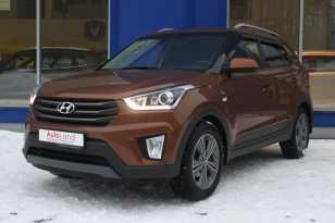 Воронеж Hyundai Creta 2017