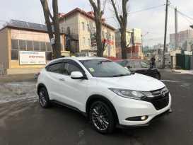 Владивосток Honda Vezel 2016