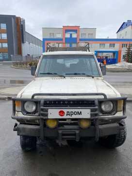 Екатеринбург Pajero 1988