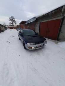 Озёрск Impreza WRX 1997