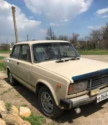 Советский 2105 1987