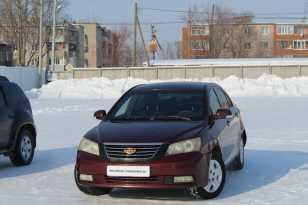 Пермь Emgrand EC7 2012