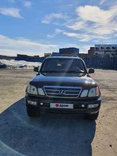 Анадырь Lexus LX470 2003