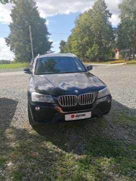 Барнаул BMW X3 2011