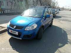 Астрахань SX4 2012