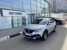 Москва Logan Stepway 2019