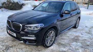 Пермь BMW X3 2018
