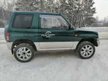 Кемерово Pajero Mini 1995