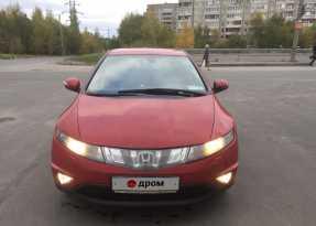 Курган Honda Civic 2008