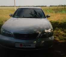 Кущевская Maxima 2005