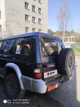 Северск Pajero 1993