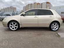 Вологда Corolla Runx 2001