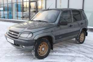 Уфа Niva 2005
