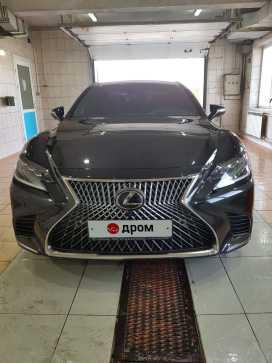 LS500 2018
