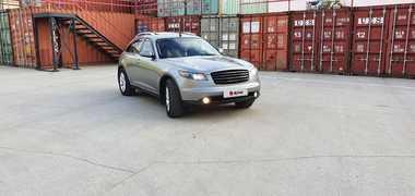Якутск FX35 2004