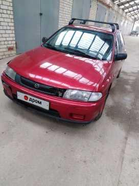 Орел Mazda 323 1998