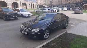 Москва CLK-Class 2005