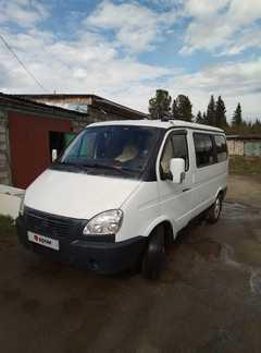 Сыктывкар ГАЗ 2217 2012