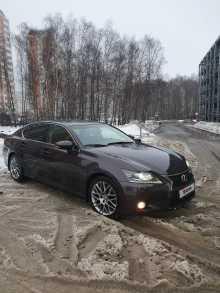 Москва GS350 2014