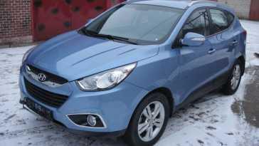 Боровичи Hyundai ix35 2012
