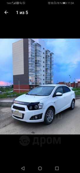Иркутск Aveo 2012
