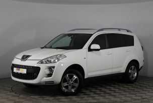 Волгоград Peugeot 4007 2012
