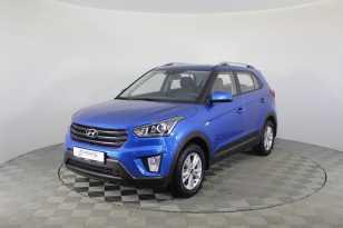 Рязань Hyundai Creta 2019