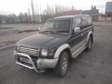 Шадринск Pajero 1994
