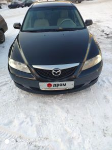 Казань Mazda6 2003