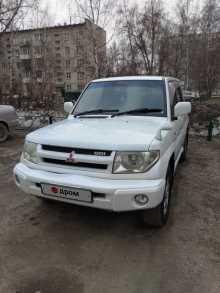 Новосибирск Pajero iO 2000