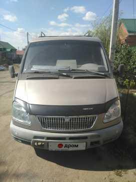 Орск ГАЗ 2217 2008
