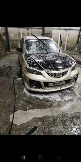 Ханты-Мансийск Mazda3 2008