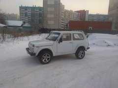 Челябинск 4x4 2121 Нива 1998
