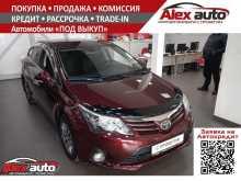 Томск Avensis 2011