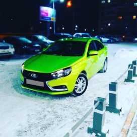 Томск Веста 2016