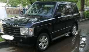 Ноябрьск Range Rover 2004
